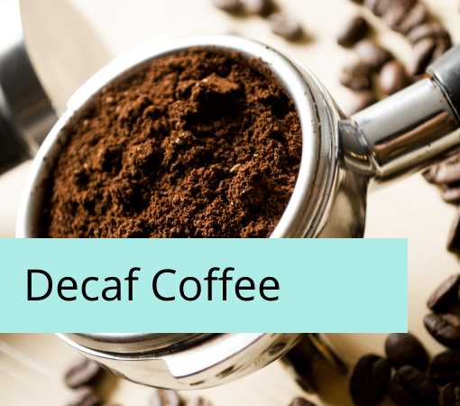 flipbox decaf coffee