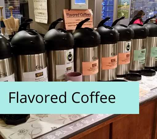 flipbox flavored coffee