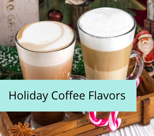 flipbox holiday coffee flavors